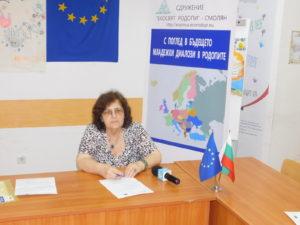 Представяне на проекта на пресконференция